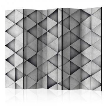 Paravan - Grey Triangles II [Room Dividers]