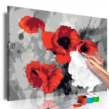 Pictatul pentru recreere - Bouquet of Poppies