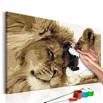 Pictatul pentru recreere - Lions In Love