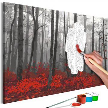 Pictatul pentru recreere - Naked Trees