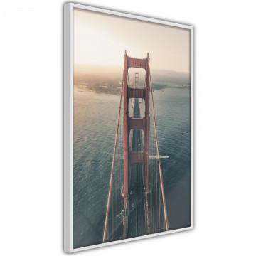 Poster - Bridge in San Francisco I