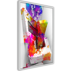 Poster - Colours and Shapes