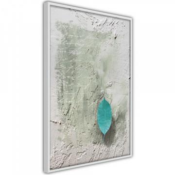 Poster - Floating Leaf I