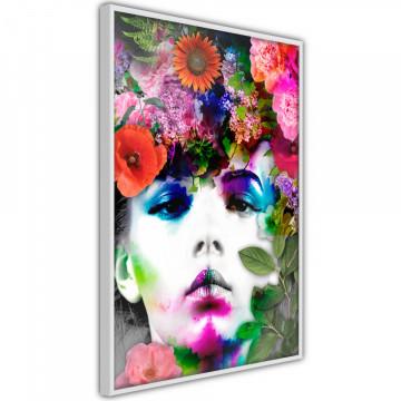 Poster - Flower Coronet