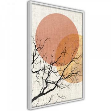 Poster - Gloomy Tree
