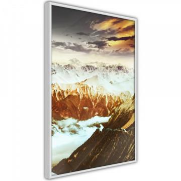 Poster - Mountain Land