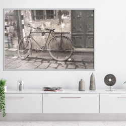 Poster - Old Bicycle