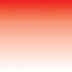 Red To White Ombre Gradient Photo Wallpaper Wall Mural