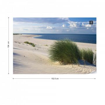 Sylt Beach Sea Sand Coastal Photo Wallpaper Wall Mural