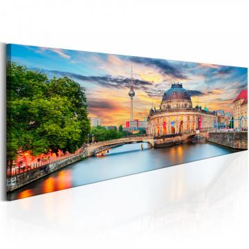 Tablou - Berlin: Museum Island