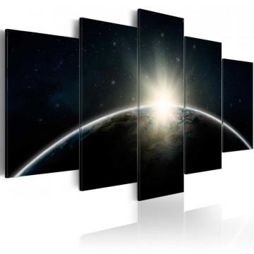 Tablou - Blue planet - Earth