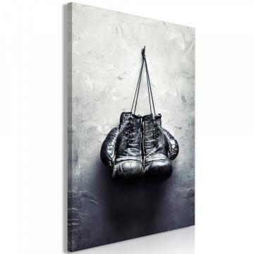 Tablou - Boxing Gloves (1 Part) Vertical