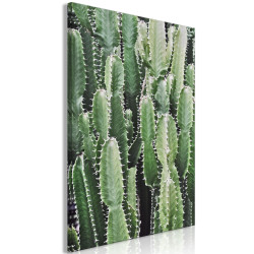 Tablou - Cactus Garden (1 Part) Vertical