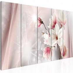 Tablou - Dazzling Magnolias (5 Parts) Narrow