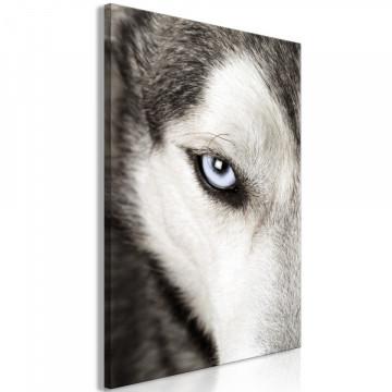 Tablou - Dog's Look (1 Part) Vertical