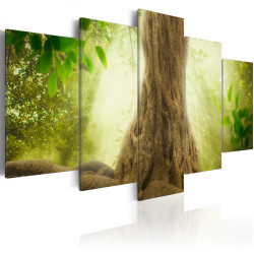 Tablou - Elves Tree