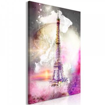 Tablou - Fairytale Paris (1 Part) Vertical