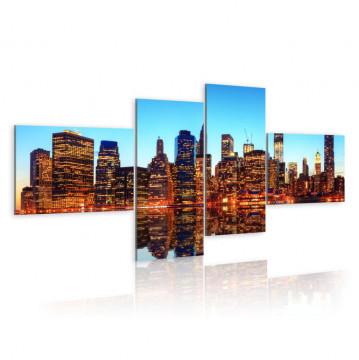 Tablou - Fiery New York