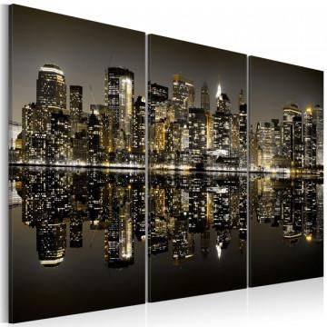 Tablou - Golden New York