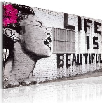Tablou - Life is beautiful