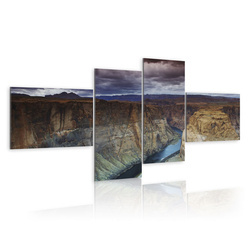 Tablou - Marble canyon
