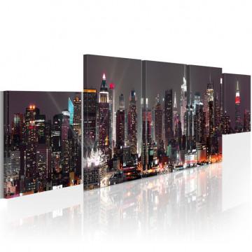Tablou - New York: skyscrapers