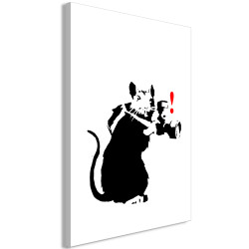 Tablou - Rat Photographer (1 Part) Vertical