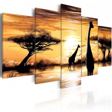 Tablou - Wild Africa