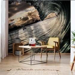 The Rolling Sea Photo Wallpaper Mural