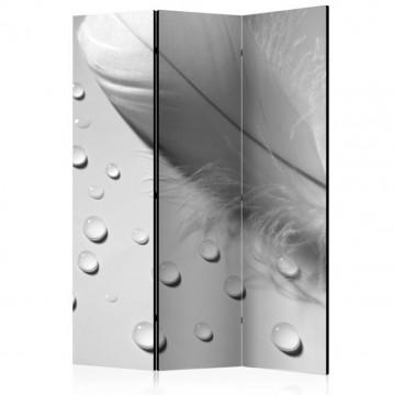 Paravan - White Feather [Room Dividers]