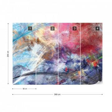 Abstract Art Photo Wallpaper Wall Mural
