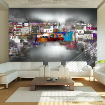 Fototapet - Artistic Landscape