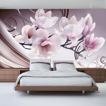 Fototapet autoadeziv - Meet the Magnolias