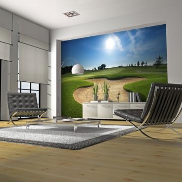 Fototapet - Golf pitch