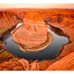 Fototapet - Horseshoe Bend (Arizona)