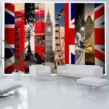 Fototapet - London