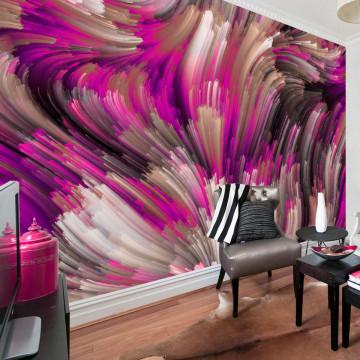 Fototapet - Purple Energy