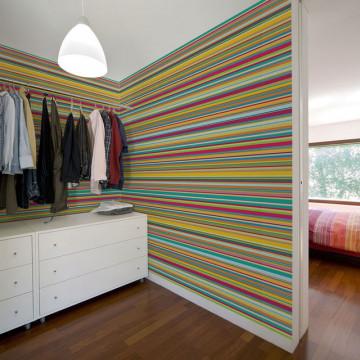Fototapet - Trendy stripes