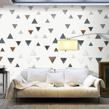 Fototapet - Triangular Harmony