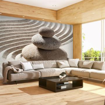 Fototapet - Zen garden