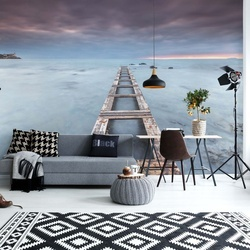 In Silence We Yearn Photo Wallpaper Mural