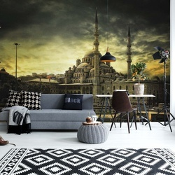 Istanbul Photo Wallpaper Mural