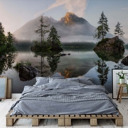 Nature's Awakening Photo Wallpaper Mural