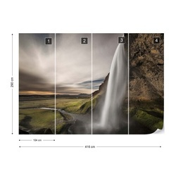 Nature Study Photo Wallpaper Mural