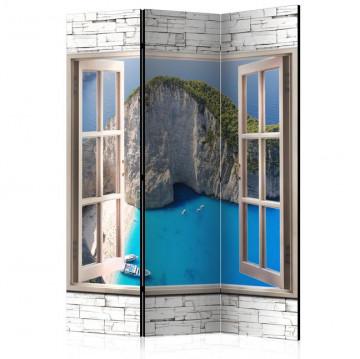 Paravan - Azure Paradise [Room Dividers]