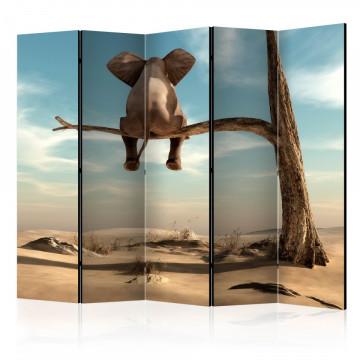Paravan - Elephant on the Tree II [Room Dividers]