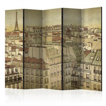 Paravan - Good bye Paris! II [Room Dividers]