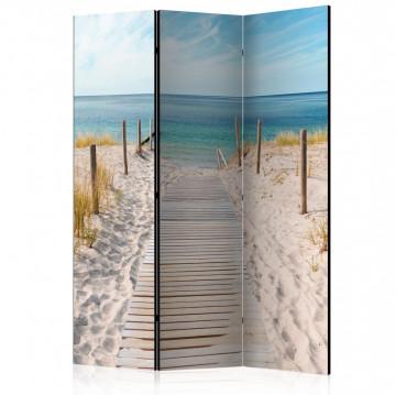Paravan - Holiday at the Seaside [Room Dividers]