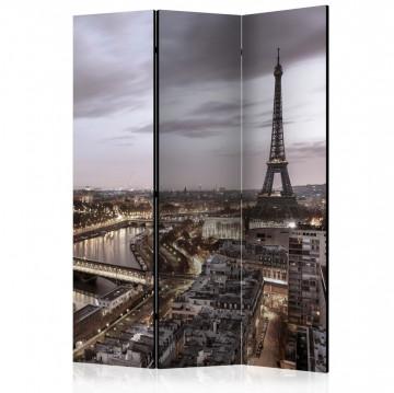 Paravan - Night in Paris [Room Dividers]