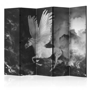 Paravan - Pegasus on the way to Mount Olympus II [Room Dividers]